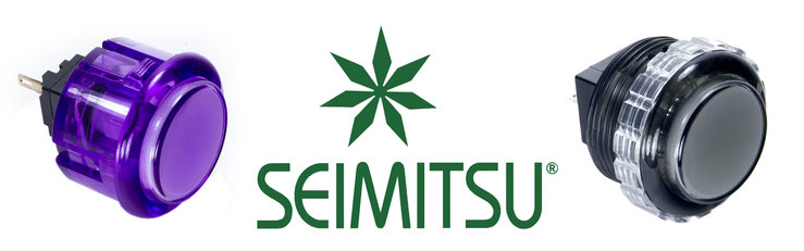 Seimitsu-Drukknoppen