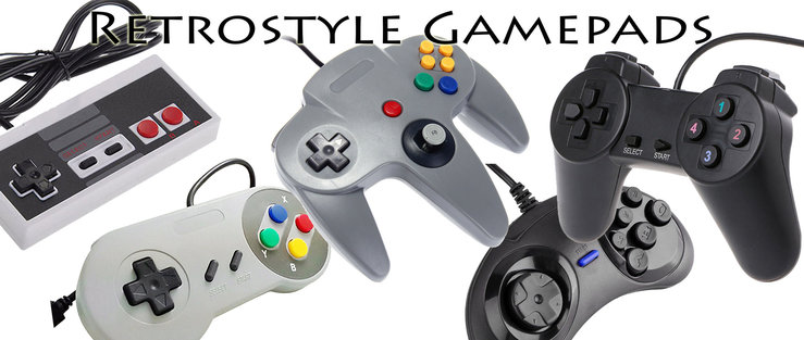 Gamepads-&-Controllers