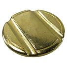 20-Stuks-Bronzen-Dubbel-Gegroefde-278mm-Tokens