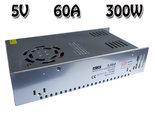 5V-60A-300W-DC-Geschakelde-Inbouw-Voeding-CV-110~240V-AC