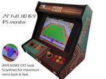 24-Premium-Wide-Body-Bartop-Arcade-Classics-Design-Multi-Platform-Gaming-System