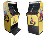 Pac-Man-Evolved-Vertical-Switch-Player-Edition-Up-Right-Arcade-Cabinet