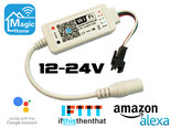Magic-Home-Digitale-RGB-WiFi-Led-Strip-Controller-12V-24V-Ondersteunt-Google-Assistant-Amazon-Alexa-en-IFTTT