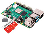 Raspberry-Pi-4-Model-B-2GB-Inclusief-64GB-Samsung-EVO-Plus-Micro-SD-Kaart