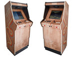 Premium-Arcade-Classics-2-Player-Up-Right-Arcade-Cabinet-In-Houtlook-Design