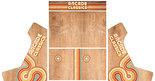 Arcade-Bartop-Vinyl-Stickerset-Arcade-Classics-in-Wood-Look-Design