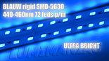 50cm-Aluminium-Led-Bar-12V-SMD5630-Blauw-440-460nm-36-Leds-075A