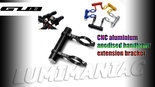 GUB-CNC-6061-aluminium-ATB-MTB-stuur-extensie