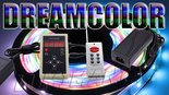 Plug-&-play-set-5M-12V-150-Leds-IP67-Dreamcolor-6803-IC-Digitale-RGB-Led-Strip