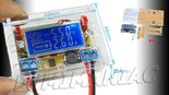 5~23V-naar-0~165V-Voltage-regelaar-Ampere-meter-Step-Down-Converter-met-LCD-display