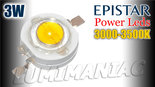 3.000K-Epistar-3W-700mA-High-Power-Led-Warm-Wit-280lm