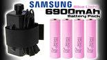 Bike-Light-Power-Box-Samsung-Li-ion-18650-6900mAh-10A-Waterproof