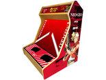 2-player-Bartop-Arcade-Bouwpakket-met-Metal-Slug-Neo-Geo-Artwork