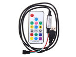 USB-5V-Digital-RGB-WS2812B-Led-Strip-Controller-met-RF-Remote