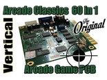 60-in-1-Arcade-Classics-Jamma-Game-PCB-Horizontaal-met-High-Score-Save