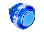 Seimitsu-PS-14-KN-30mm-Screw-In-Lichtdoorlatende-Drukknop-Blauw