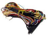 2-Player-Jamma+-Harnas-Kabelboom-28mm-buttons-48mm-joysticks-56-pins