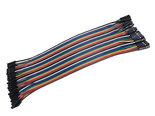 30cm-40-pins-Dupont-Rainbow-Verbindingskabel-voor-Arduino-&-Raspberry-Pi