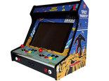 Wide-Body-Premium-2-player-4000+-in-1-Arcade-Classics-Bartop-Cabinet-Thema-naar-Keuze