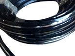 19mm-T-Molding-Glossy-3-4-inch-Zwart-met-Chroom