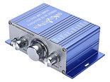 12V-2x-20W-RMS-Mini-Stereo-Versterker-voor-Arcade-Kast-Auto-Boot-Caravan