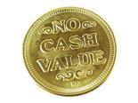 20-Stuks-Bronzen-Coin-Mech-Tokens-228x15mm