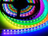 5M-Premium-WS2812B-5V-300-Leds-IP67-Digitale-RGB-Led-Strip