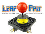 Leaf-Pro-(tm)-True-Leaf-Switch-Old-School-Balltop-Arcade-Joystick