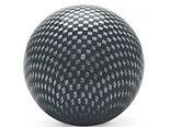 KDiT-Mesh-Joystick-Balltop-Zwart-Carbon