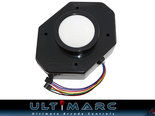 Ultimarc-U-Trak-Cue-Ball-White-Arcade-Trackball-Inclusief-USB-Interface