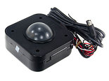 50mm-Arcade-Led-Trackball-Groen-Rood