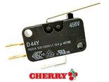 Cherry-D44Y-Hefboom-Microswitch-met-4.8mm-Aansluitterminals-NO-NC