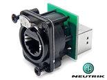Neutrik-NE8FDP-B-RJ45-Dataconnector-EtherCon-D-serie-Busdoorvoer-Adapter-(zwart)