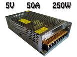 5V-DC-Geschakelde-Inbouw-Voeding-50A-250W-CV-110-240V