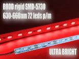 50cm-Rigid-Aluminium-Led-Strip-12V-Rood-SMD5730-630-660nm-36-Leds-042A