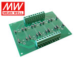 PCB-Board-voor-1-5-Meanwell-LDD-H-Serie-Led-Drivers