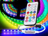 5M-Premium-WS2812B-5V-300-Leds-IP67-Digitale-RGB-Led-Strip-+-Remote