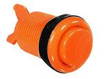 Classic-Concave-Arcade-Drukknop-Oranje
