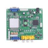CGA (15kHz)/EGA (25kHz)/YUV/RGBS to VGA HD Video Converter Board_17