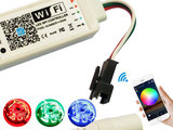 Magic Home Pro WS2812 en WS2812B Digitale RGB WiFi Led Strip Controller 5V voor Google Assistant, Amazon Alexa, IFTTT_53