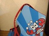 WBE Bartop Vinyl Stickerset 'Multicade Black' _51