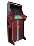 2-delige Ultimate Wide Body 'Arcade Classics' Bartop/Up-Right Cabinet_52