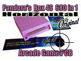 Pandora's Box 4S+ 815 in 1 Horizontale JAMMA VGA/CRT/HDMI Arcade Classics Game PCB_21