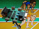 VGA Scanline Generator + RGB correctie, Voor Een Authentieke CRT Look!_20