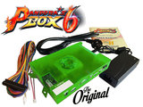Pandora's Box 6 1300-in-1 Family Edition Arcade Classics Game PCB Set + Harnas + Voeding _53