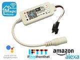 Magic Home Digitale RGB WiFi Led Strip Controller 12V 24V Ondersteunt Google Assistant, Amazon Alexa en IFTTT_20