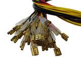 1M Enkelvoudig Aansluitdraad met 6,3mm Connector Rood, Geel of Zwart_21