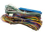 Originele 2-Player JAMMA+ HQ Kabelboom/Harnas 56-pins voor 4,8mm Joystick & 2,8mm Buttons per speler  _21