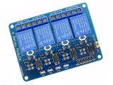 4 kanaals 5V Relais Module Board Optocoupler Relay voor o.a. Arduino, Raspberry Pi, pcDuino_21