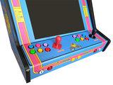 Ms. Pac-Man Wide Body Premium 2-player Bartop 10.000+ games!_18